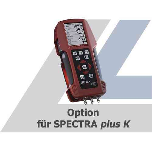 SPECTRAplus - Option 4 Pa
